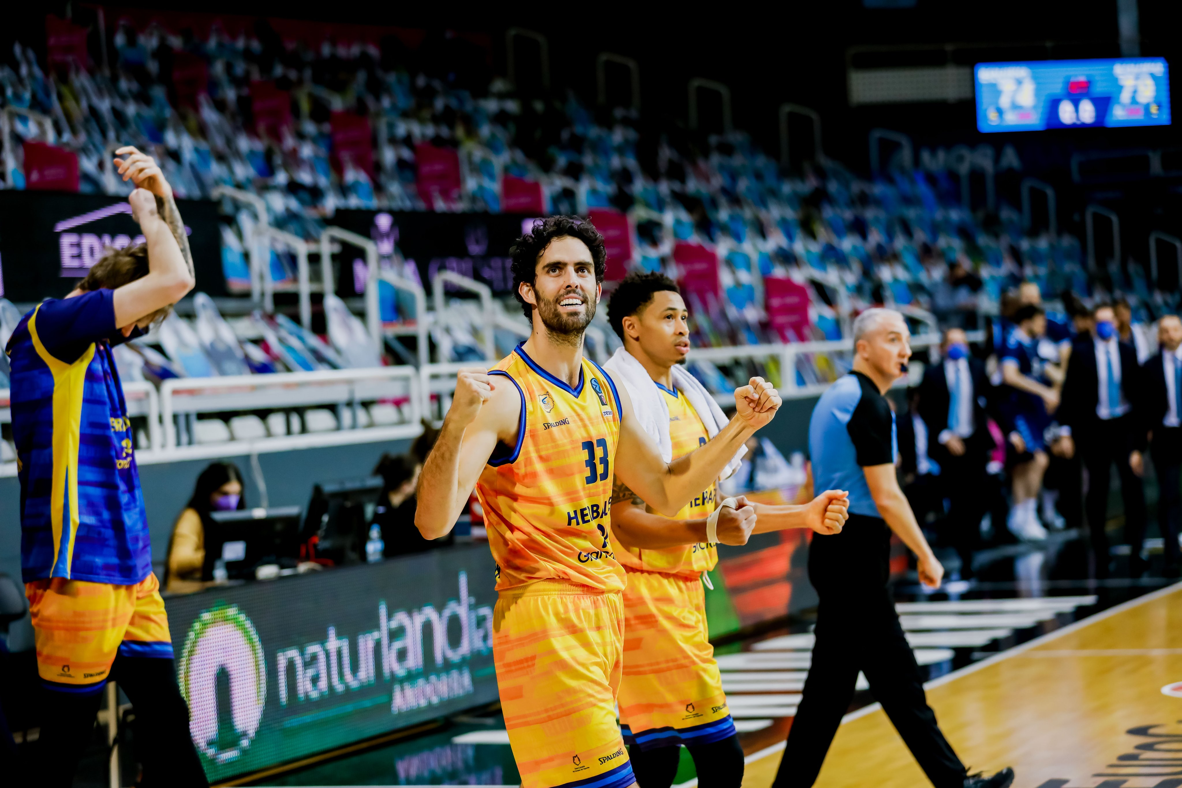 Beirán: «No es el final esperado tras una temporada llena de obstáculos»