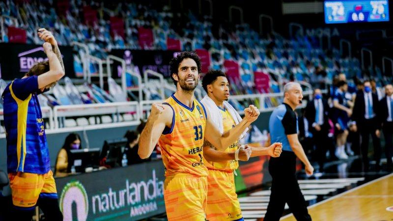 Gran Canaria-Claret no depende de sí mismo para llegar a cuartos de EuroCup
