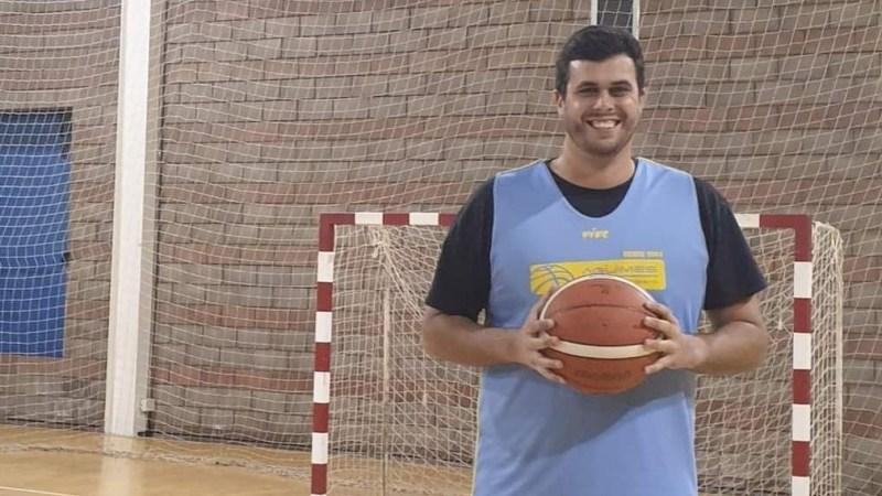 Lorenzo Villegas se incorpora al Agüimes de EBA