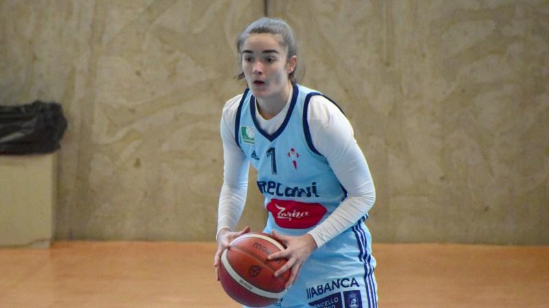 Entrevista | Celia García comenzó a cumplir su sueño cestista en Tenerife