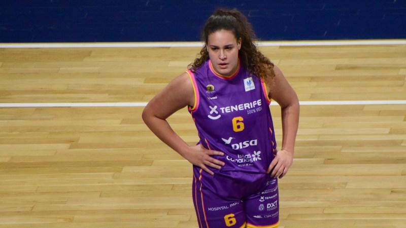 Entrevista | Andrea Rodríguez quiere ser una más del primer equipo del Clarinos