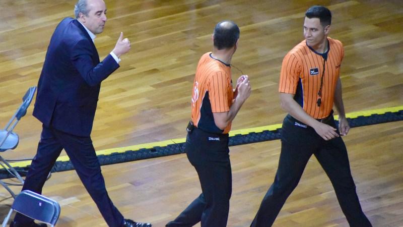 Vidorreta advierte que es misión imposible ganar a un equipo de Euroliga
