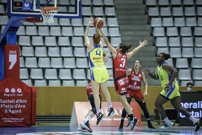 El CB Islas Canarias estuvo cerca de ganar en Girona