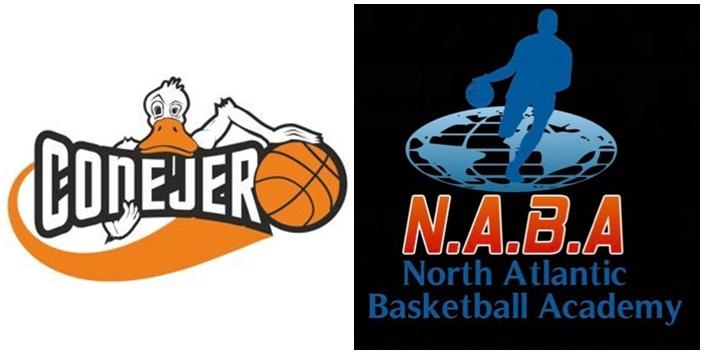 El CB Conejero de Lanzarote se vincula a la North Atlantic Basketball Academy de Irlanda