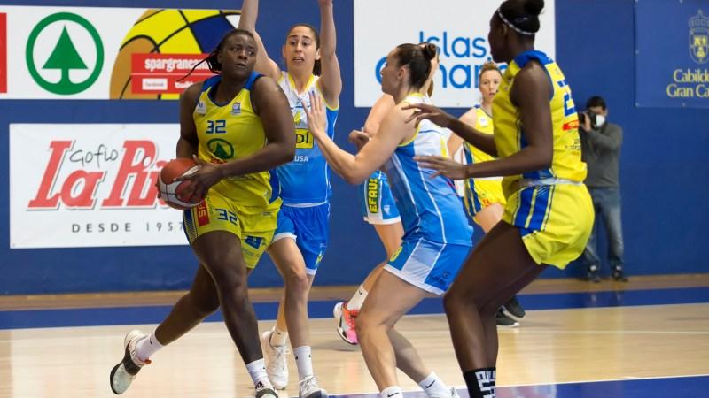 El CB Islas Canarias logra su duodécima victoria