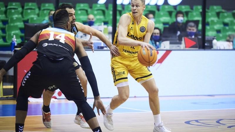 Mal partido y derrota aurinegra en Burgos