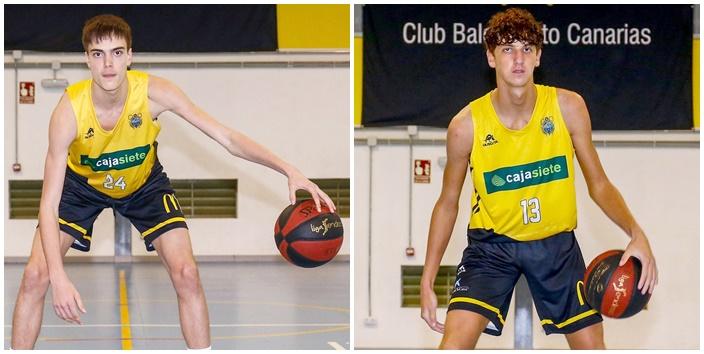 Daniel Rodríguez y Diego Fernández, convocados por España U16