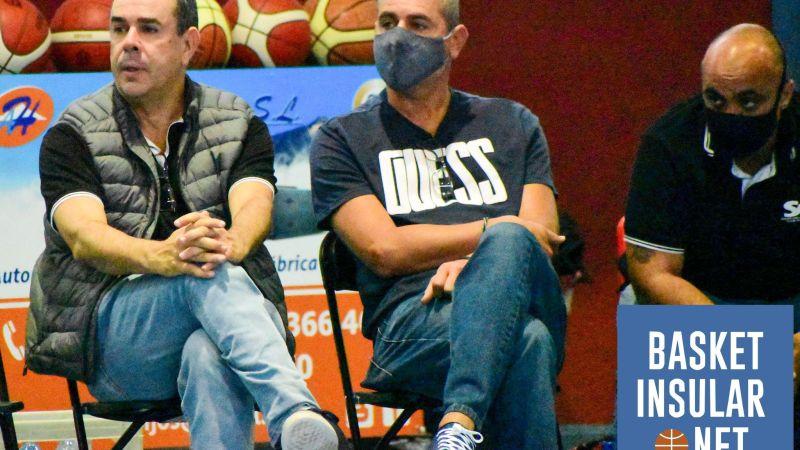 Iván Déniz estuvo con el CB Santa Cruz en la Final a Cuatro Júnior Autonómica