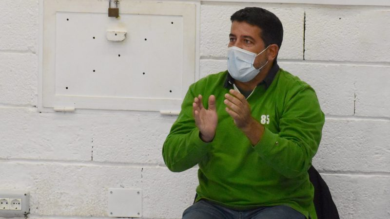 Entrevista | Costa señala que la situación sanitaria ha afectado la planificación en la formación aurinegra