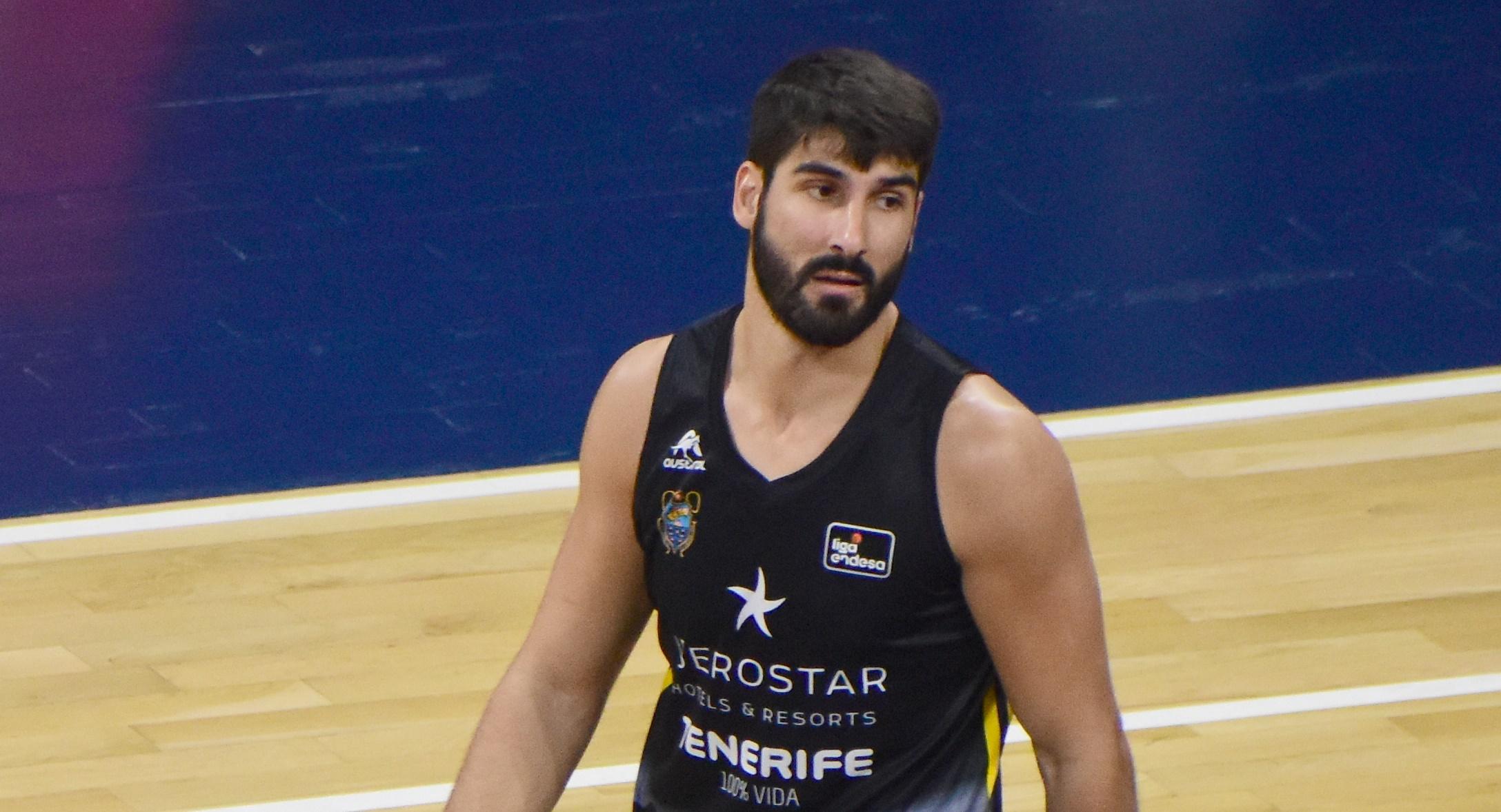Dani Díez, nuevo jugador del CB Miraflores de Burgos