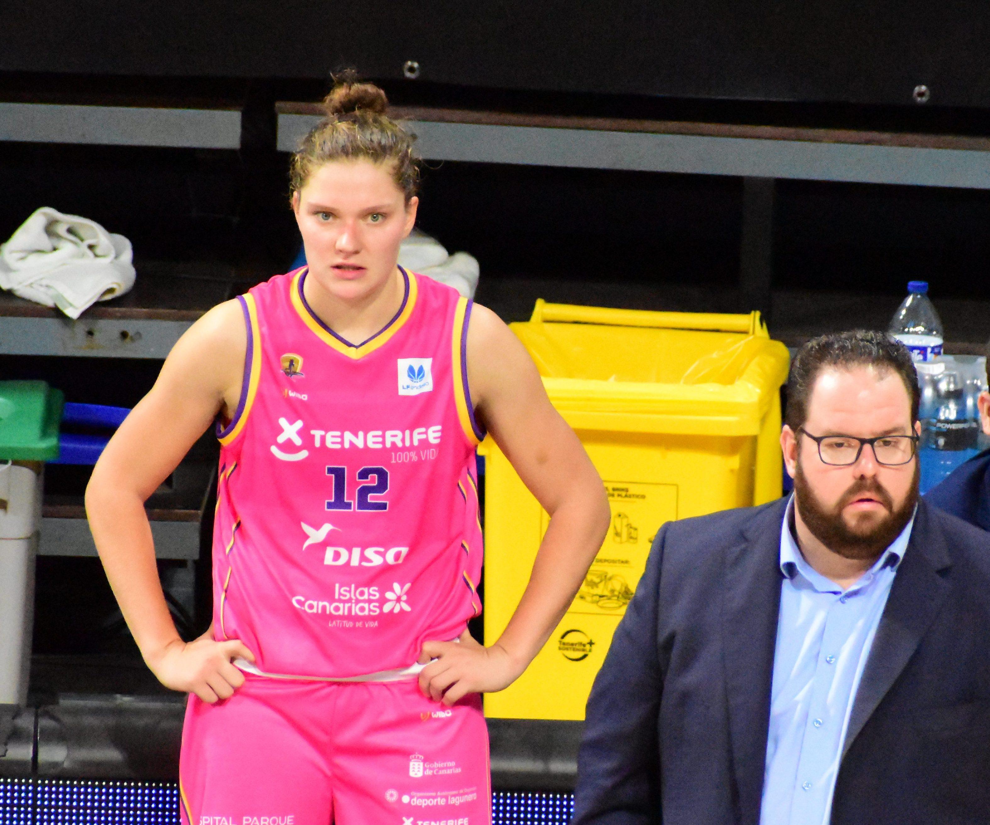 Heleen Nauwelaers no vestirá de morado la próxima temporada