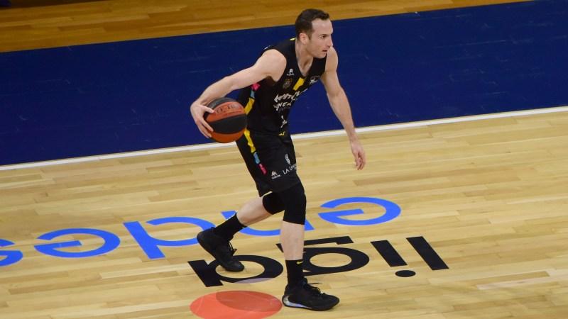 Huertas considera «mérito de todo el equipo» su premio al Mejor Latinoamericano de ACB