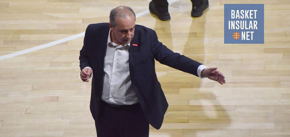 Vidorreta llega a cien victorias en ACB como entrenador aurinegro