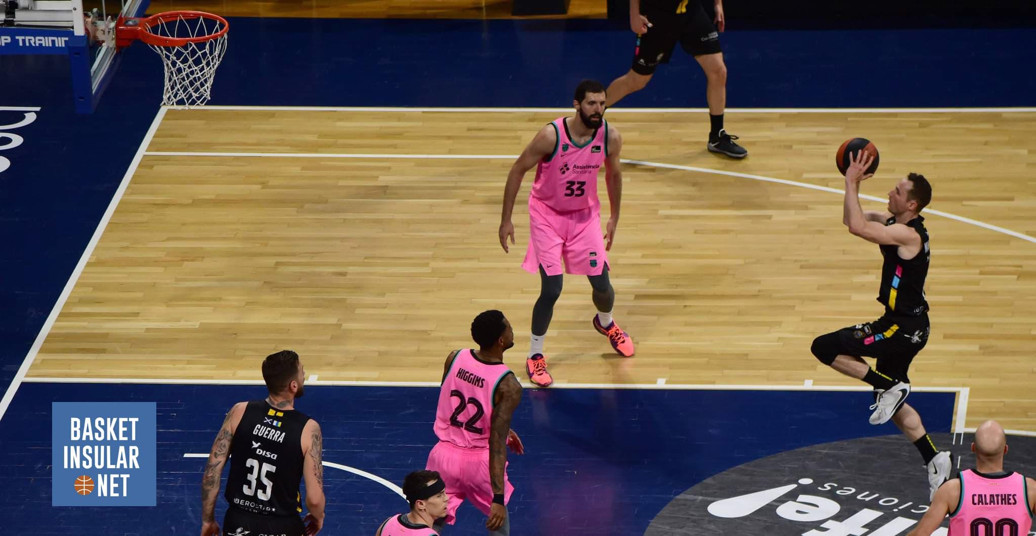 Huertas y Shermadini lideran el triunfo aurinegro ante el Barça para igualar las semifinales