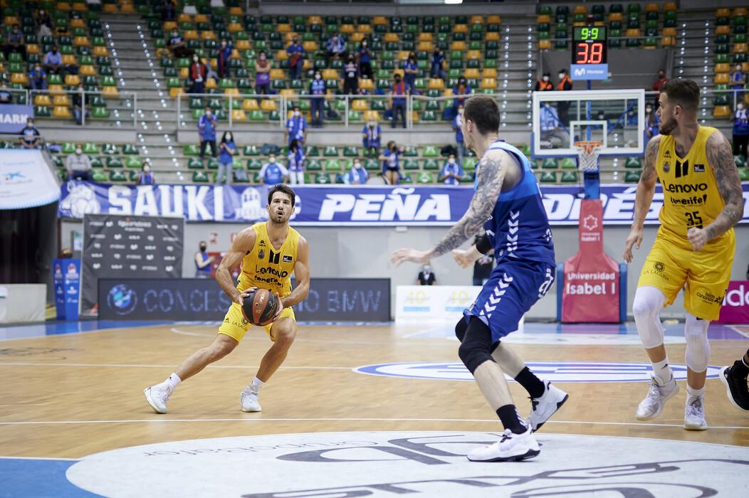 Fitipaldo, centenario en ACB