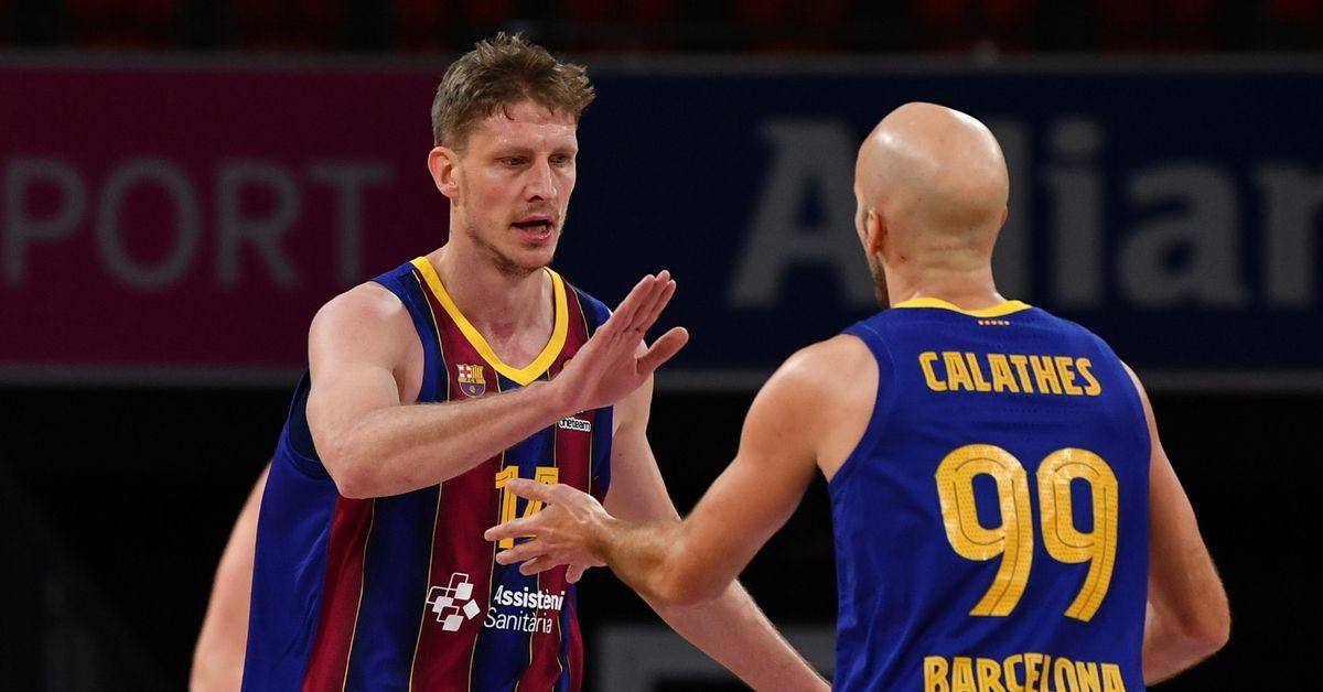 El Gran Canaria-Claret confirma que Artem Pustovyi será pívot amarillo la próxima temporada
