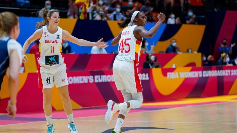 España arrasa a Eslovaquía para cruzarse con Montenegro en octavos del EuroBasket