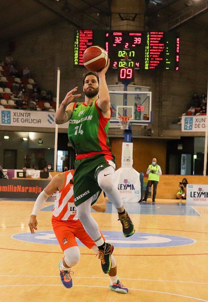 Fundación Granada y Christian Rodríguez fuerzan el tercer partido en semifinales de LEB Oro