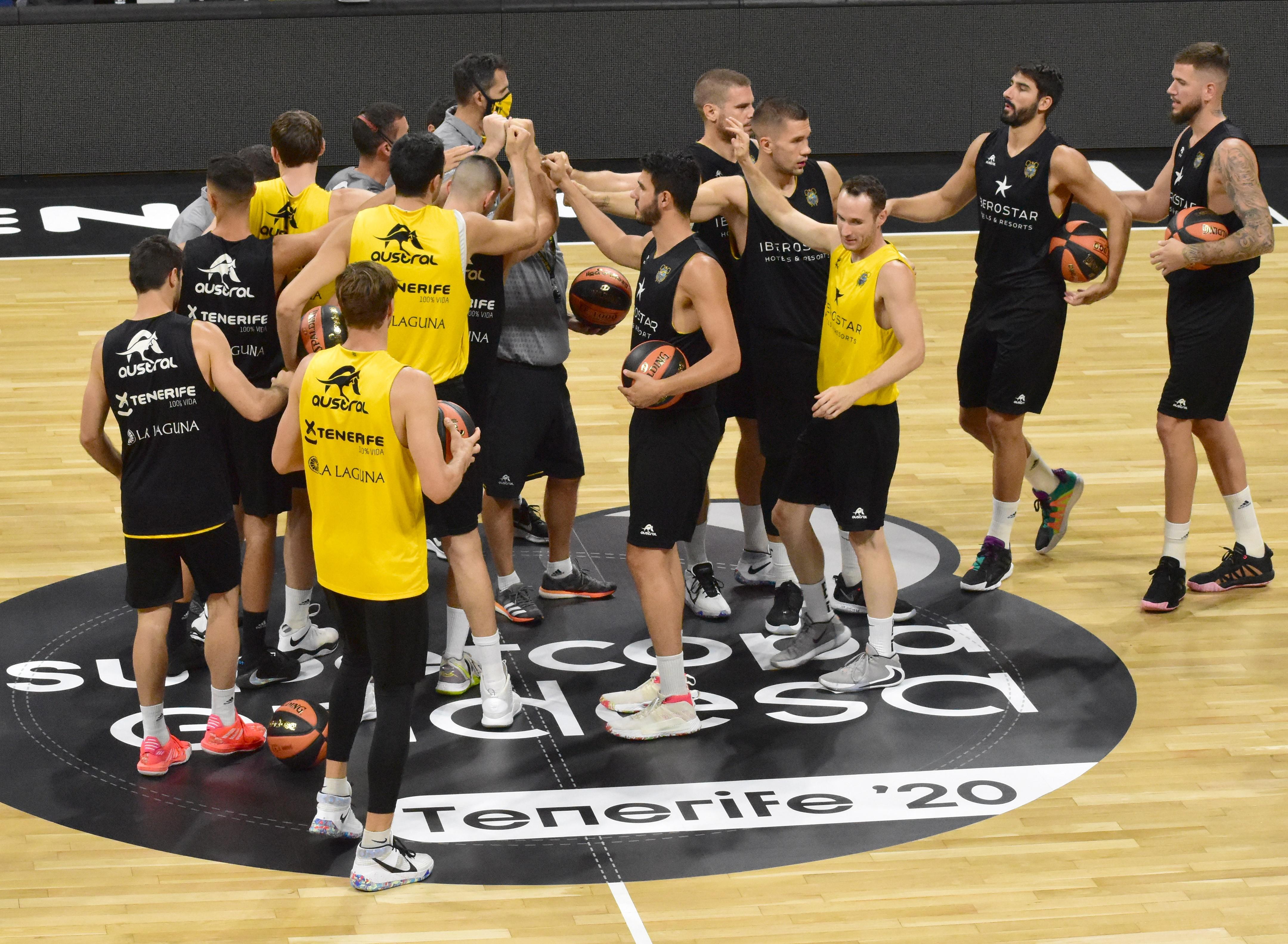 Cantera Base 1939 Canarias podría volver a ser anfitrión de la Supercopa ACB
