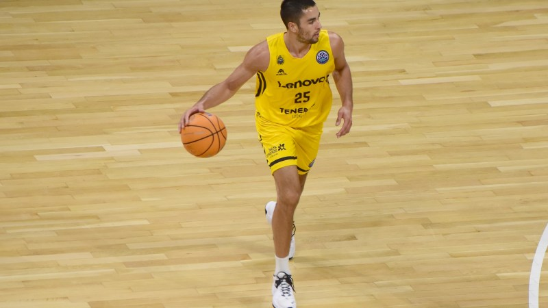 El tinerfeño Álex López seguirá en ACB al fichar por Fuenlabrada para dos temporadas