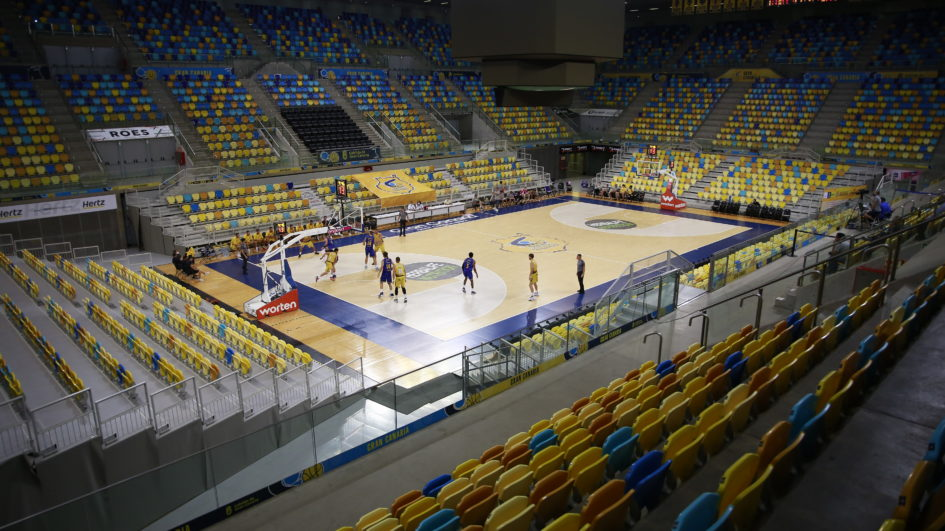 El Gran Canaria-Claret pone a la venta doscientas entradas para el partido de esta noche ante el Real Madrid