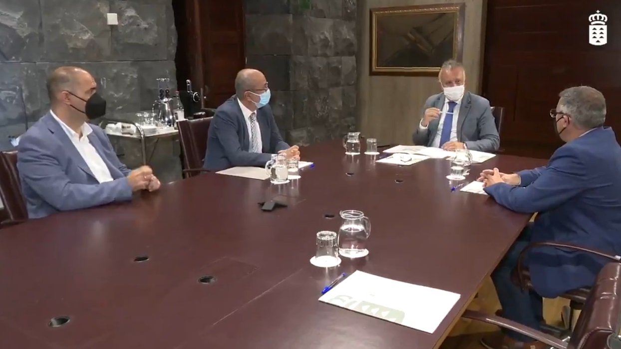 Segunda reunión en un mes entre Gobierno y los clubes ACB