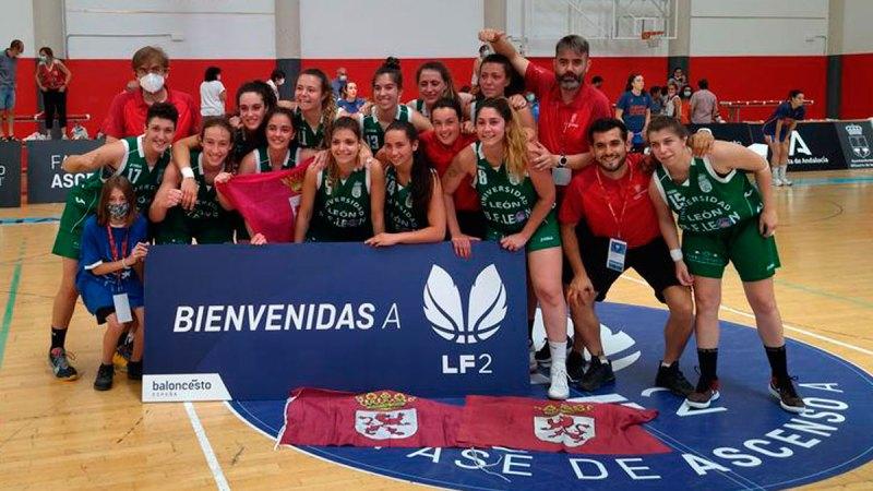 La grancanaria Deborah González asciende a Liga Femenina 2 con el B.F. León