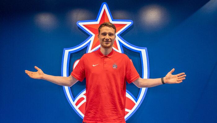 Grigonis, al CSKA de Moscú