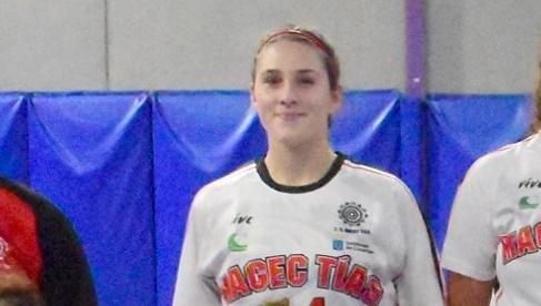 Noelia Lago y Faina Aparicio formarán parte del equipo de Liga Femenina 2 del Magec Tías