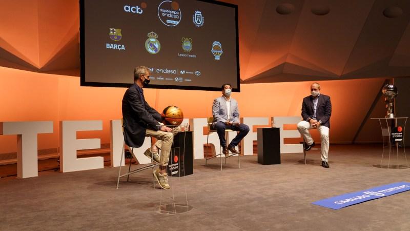 Arriaga advierte que el pasaporte COVID será necesario para asistir como público a la Supercopa ACB