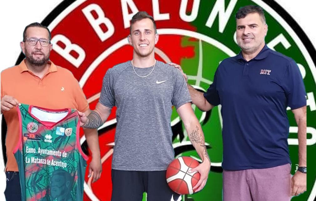 El tinerfeño Imobach Pomares, del Tizona Burgos de LEB Oro al CB La Matanza de Liga EBA