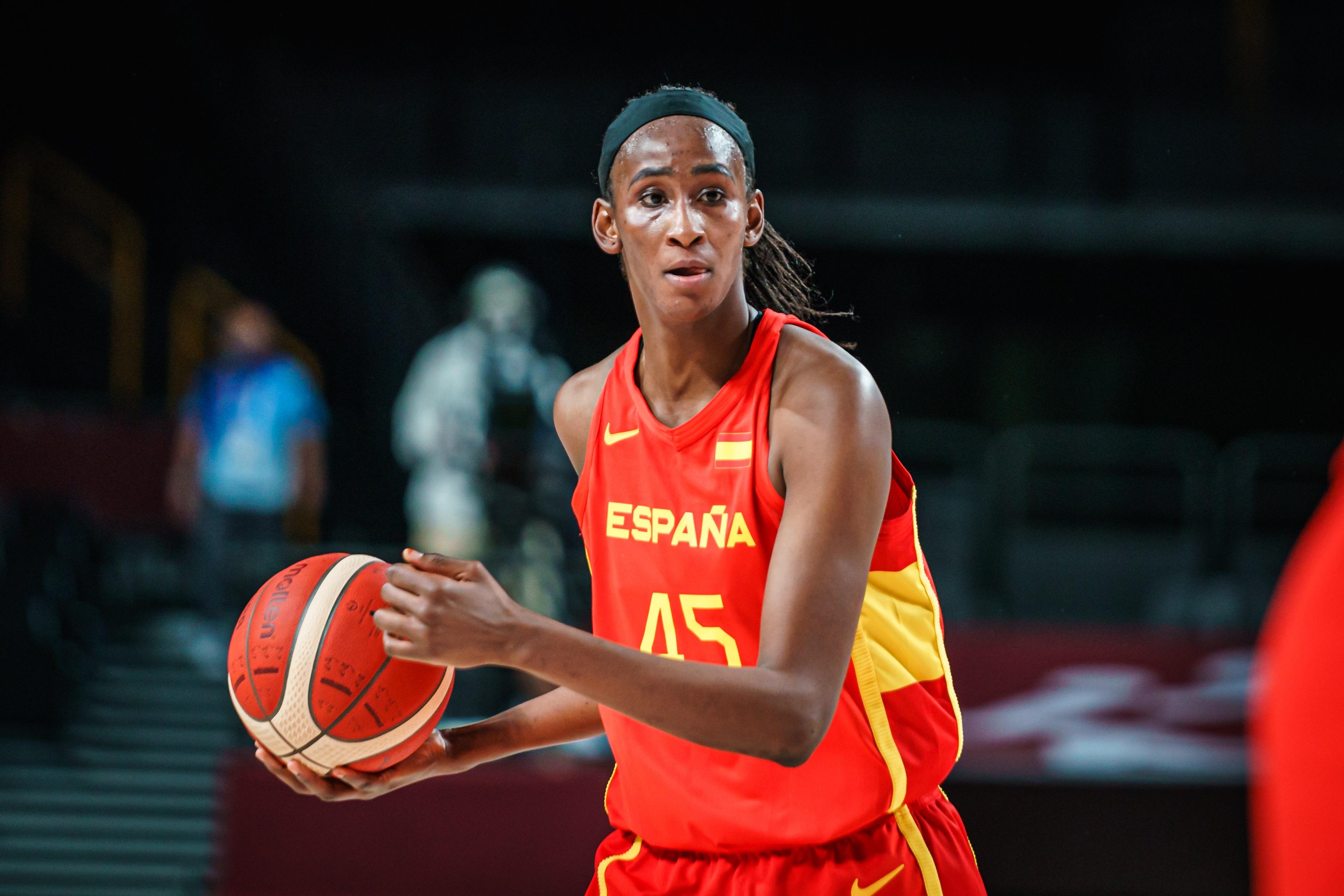 Astou Ndour guía a España a la primera victoria en los Juegos Olímpicos
