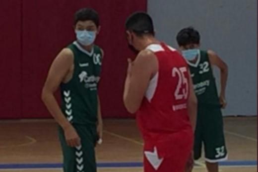 Tres jugadores y un entrenador de Canarias, en la selección U13