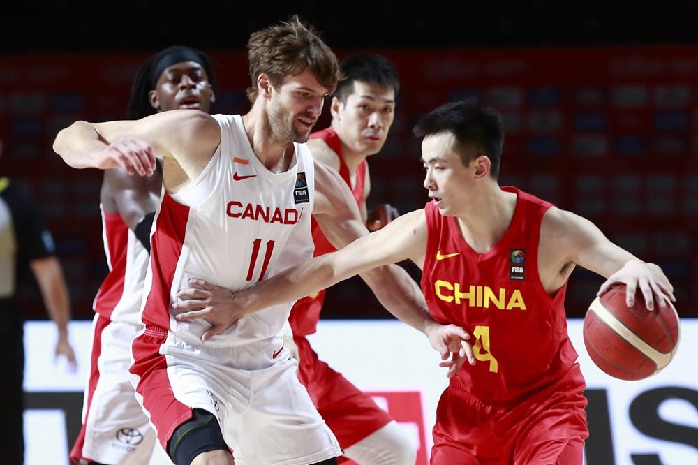 Canadá gana a China en el Preolímpico