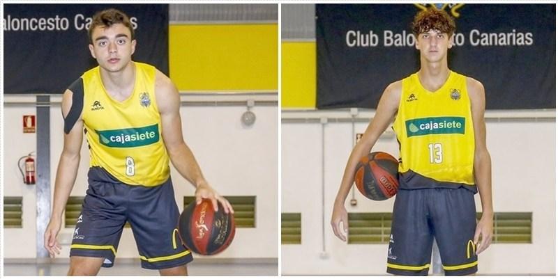 Javier González y Diego Fernández, convocados por la selección española U16