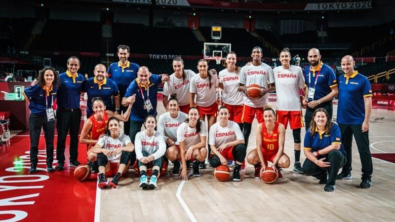 España-Francia, cuartos de final para la selección femenina en los Juegos Olímpicos