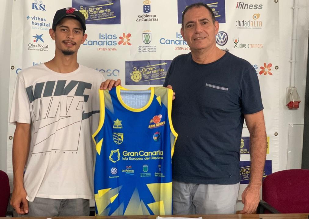 Yaicen Ojeda regresa al BSR Econy Gran Canaria
