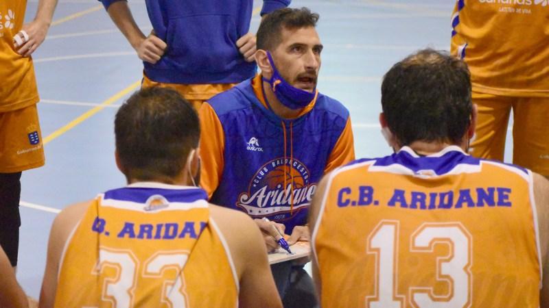 Iñaki Hortelano repite como entrenador del Aridane en Primera Autonómica