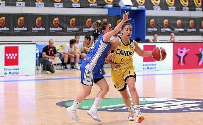 Irene San Román, de Liga Femenina 2 al Clarinos