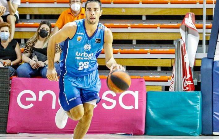 El debut oficial de Álex López en Fuenlabrada fue testimonial