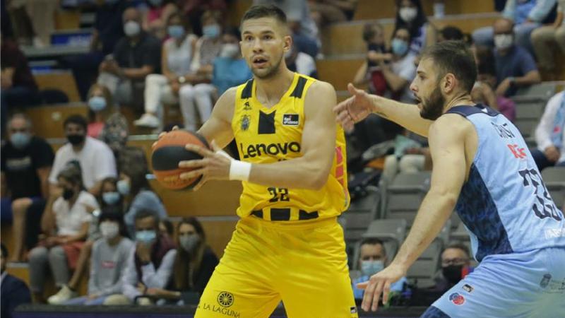 Sulejmanovic sumó cien partidos en ACB