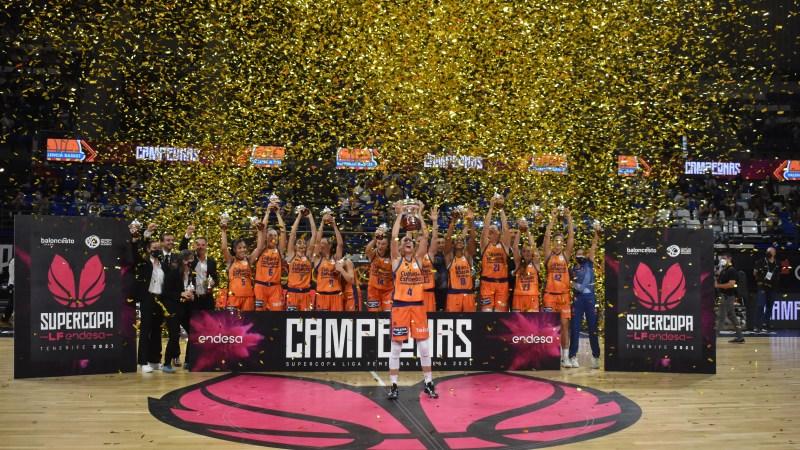 [Galería] Imágenes para el recuerdo de la Supercopa de Liga Femenina celebrada en Tenerife, por BASKET INSULAR