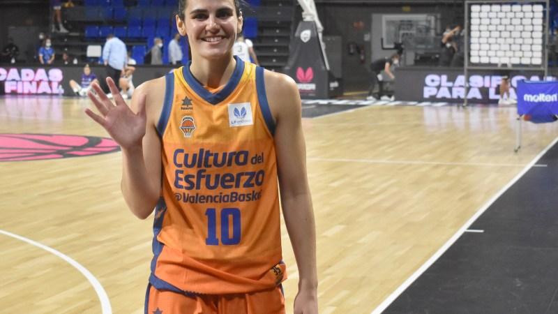 Leticia Romero jugará la final de la Supercopa de Tenerife