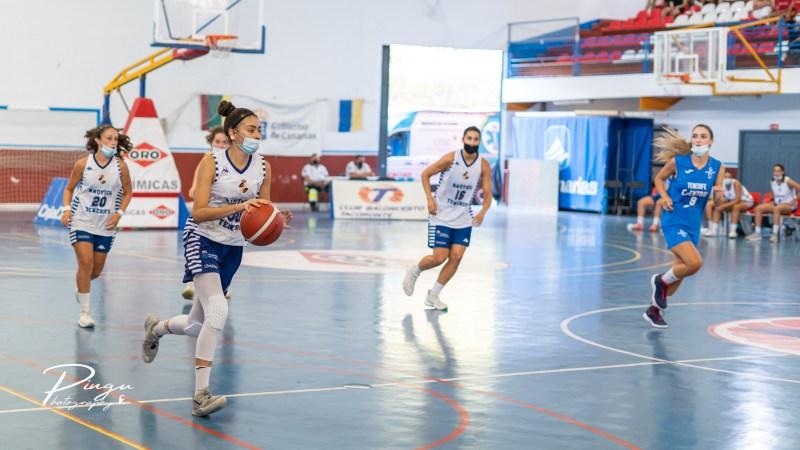 Real Club Náutico de Tenerife – Telde Basket Tara, final del V Torneo Femenino Ciudad de Tacoronte