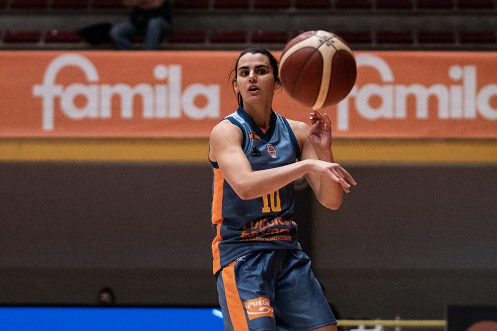 Valencia Basket pierde ante Bourges y jugará en el Grupo I de la EuroCup