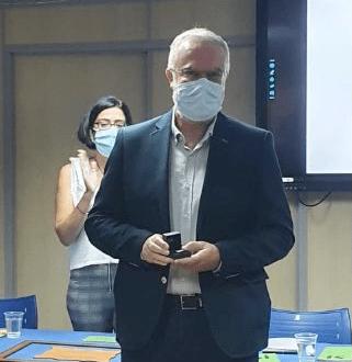 Luis Afonso, Insignia de Oro y Brillante de la FIBT