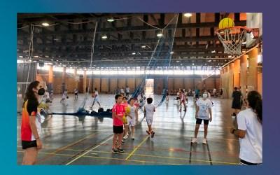 Gran éxito de nuestro I Campus Jaén 21.