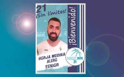 Bienvenido!!! Borja Medina.