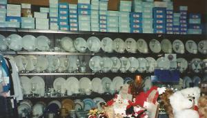 Inside Stewarts Gift Shop
