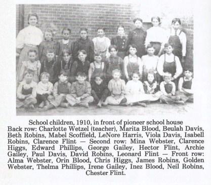Schoolhouse 1910 1973 W 200 N